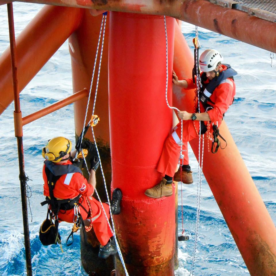 Offshore Riser Inspection